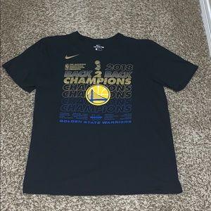 Nike Golden State Warriors Shirt